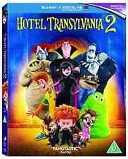 Hotel Transylvania 2 [Blu-ray] [2015] [Region Free] By Adam Sandler,Selena Go.