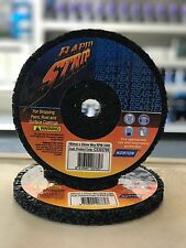 Norton Rapid Strip Wheel, Clean and Strip Disc. (180mm x 22mm)