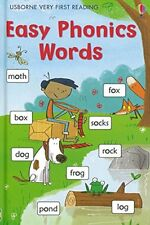 Easy Phonic Words Very First Reading neuf