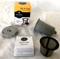 Keurig My K-Cup Reusable Coffee Filter Replacement Refillable Gourmet Single Cup