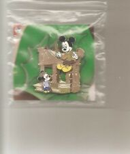 Hard 2 Find LE200  Mickey's Christmas Carol - Framed Set - Mickey & Morty ONLY