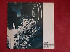 DAVID BOWIE Ziggy plays guitar live 72