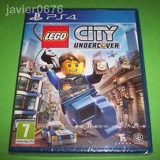 LEGO CITY UNDERCOVER NUEVO Y PRECINTADO PAL ESPAÑA PLAYSTATION 4 PS4