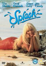 Splash DVD (2002) Daryl Hannah, Howard (DIR) cert PG FREE Shipping, Save £s