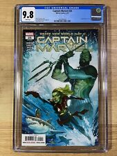 Captain Marvel #25 (2021 Marvel) 1st Print CGC 9.8