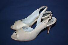 Mr. Kimel California Vintage Ladies Shoes High Heels Handmade Regency Last Sz 6M