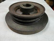 John Deere 6600 combine crankshaft pulley balancer 329 diesel 159339