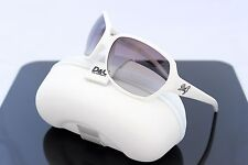 RARE NEW Authentic D&G Dolce & Gabbana White/Grey Lens Sunglasses DG 8018 508/8G