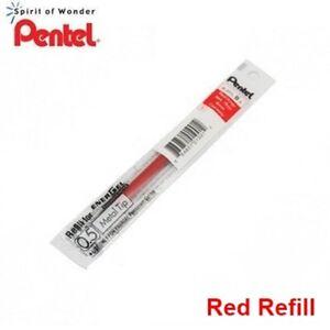 Pentel EnerGel 0.5mm Retractable Permanent Gel Pen BLP75 (Select)