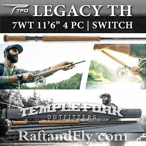 "TFO LK Legacy TH Switch 7wt 11'6"" | Lifetime Warranty - FREE SHIPPING U.S."