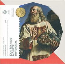 San marino euro-kms 2016 – monete divisionali