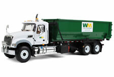 1/34 Mack Granite Waste Management Truck w/ Green Roll Off Container 10-4050