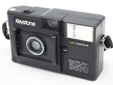 Vintage Working Keystone Everflash 3570 Point And Shoot 35mm Camera