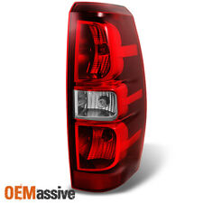 Fit 2007-2013 Chevy Avalanche Passenger Right Side Tail light Lamp Replacement