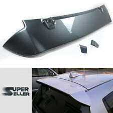 For Honda FIT 2ND HATCHBACK JAZZ OE REAR BOOT TRUNK SPOILER 09 2012 PAINTED