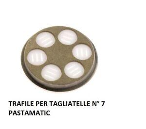 SIMAC TRAFILA PER TAGLIATELLE  N° 7 PER PASTAMATIC PM1000 PM1400N PM700N ECT