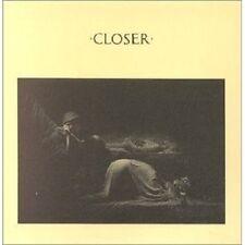 JOY DIVISION - CLOSER CD POP 9 TRACKS NEU