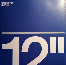 """""""Bedrock 12"""" (King Unique & Anthony Pappa,Quivver,C. Smith,Wehbba) * Bed12, 3/3"""