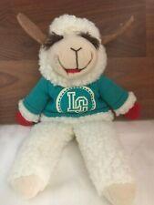 Lamb Chop Shari Lewis Plush Toy Hand Puppet Stuffed Animal 1993