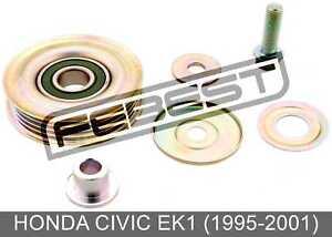 Pulley Tensioner Kit For Honda Civic Ek1 (1995-2001)