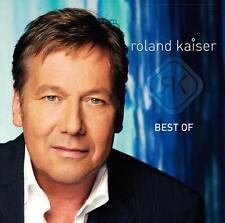 ROLAND KAISER  Best Of  ( Album 2016 ) CD NEU & OVP