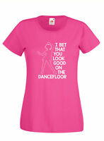 Arctic Monkeys T Shirt I Bet You Look Good on the Dancefloor Lady Fit 14 Colours