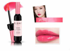 Waterproof Wine Bottle Lipstick Shaped Lip Tint Long Lasting Liquid Lipgloss HOT
