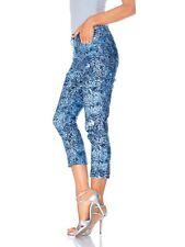 7/8-Boucle-Hose, MANDARIN by heine. Blau. NEU!!! KP 59,90 € SALE%%%