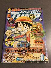 Shonen Jump Manga September 2006 Vol. 4 Issue 9 No. 45 Paperback