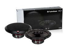 """Rockford Fosgate R165X3 6.5"""" 3 Way Full Range Speakers 6 1/2"""" Pair"""