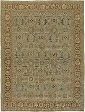 Antique Persian Tabriz Carpet BB5970