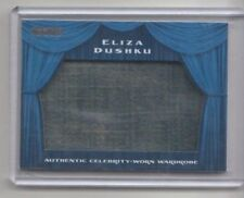 Razor Wardrobe Swatch Relic Trading Card Eliza Dushku (Buffy,Angel,Dollhouse) A2