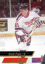 1993-94 Wheeling Thunderbirds #12 Brent Pope