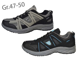 Herren Gr.47-50 Übergröße Turnschuhe Atmungsaktiv Mesh Sneaker Herrenschuhe 2650