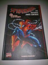 Pack 2 Tomos SPIDERMAN Nº1 Marvel Comics (Leer descripción)