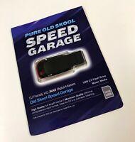 Pure Old Skool Speed Garage - 300+ Rare DJ Friendly Digital Masters Lossless WAV