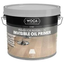 WOCA Invisible Öl Prime 2,5L (Schritte 1), Neutral Oil Grundierung