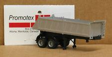 Promotex/Herpa #5288 HO 27' gravel dump trailer
