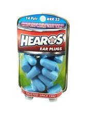 Hearos Softstar Foam NexGen Ear Plugs 14 pairs