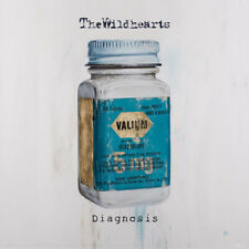 The Wildhearts : Diagnosis CD Limited  EP (2019) ***NEW*** Fast and FREE P & P