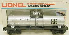 Lionel 6-9321 Atchison Topeka & Santa Fe Single Dome Tank EX/Box