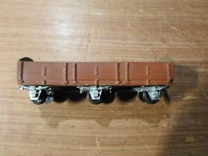 Southwold Railway 6-wheeled Cleminson wagon OO9/OO12 Resin & whitemetal kit, New