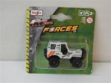 Macchina Fuoristrada MAISTO FRESH METAL FORCES 3.0 mezzi militari R107