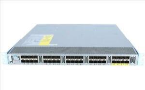 USED Cisco N2K-C2232PP-10GE Nexus 2000 32 Port Network Switch no Module