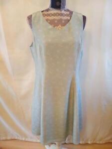 Richard 100% Silk  New Dress size 16