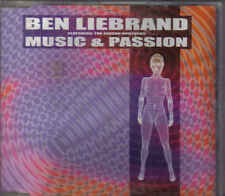 Ben Liebrand-Music &Passion cd maxi single 6 tracks