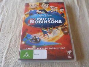 Meet The Robinsons (DVD, 2007) Region 4 Daniel Hansen Wesley Singerman