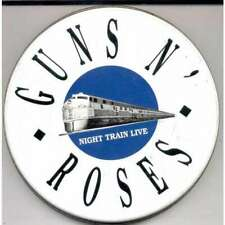 GUNS  N'  ROSES  ‎– Night Train Live