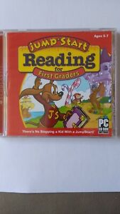 JumpStart Reading for First Graders - PC CD-ROM