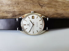 Vintage Omega Seamaster cadran blanc date auto CAL:565 Man's Watch
